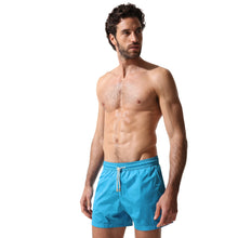 Load image into Gallery viewer, Swim Shorts Mediterranean Blue - Swimshorts_Man - KAMPOS