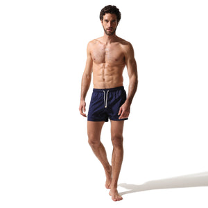 Swim Shorts Navy (and Pink) - Swimshorts_Man - KAMPOS