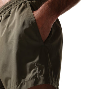 Swim Shorts Olive Green - Swimshorts_Man - KAMPOS