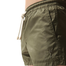 Load image into Gallery viewer, Swim Shorts Olive Green (Kids) - Swimshorts_Kid - KAMPOS