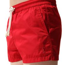 Laden Sie das Bild in den Galerie-Viewer, Swim Shorts Red Coral (Kids) - Swimshorts_Kid - KAMPOS