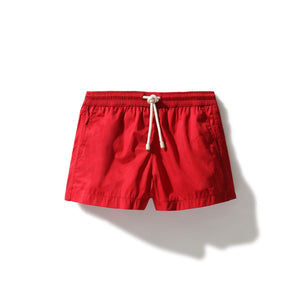 Swim Shorts Red Coral (Kids) - Swimshorts_Kid - KAMPOS