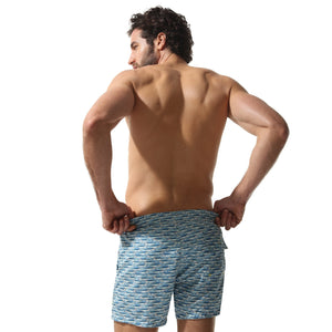 Swim Shorts Sardine - Swimshorts_Man - KAMPOS