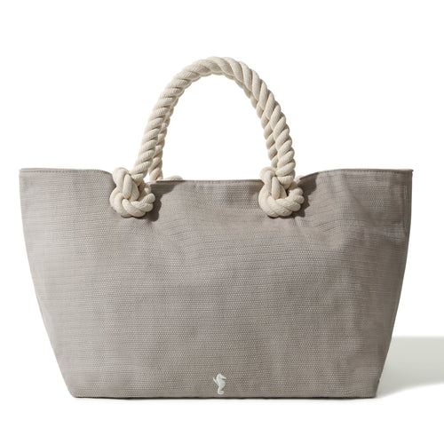 Tote Bag Stone Beige Large - Bag_Unisex - KAMPOS