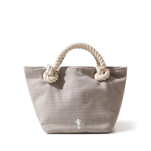 Tote Bag Stone Beige Small - Bag_Unisex - KAMPOS