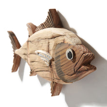 Load image into Gallery viewer, Wooden Tuna - Art - KAMPOS