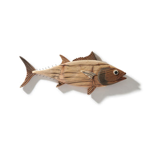 Wooden Tuna - Art - KAMPOS