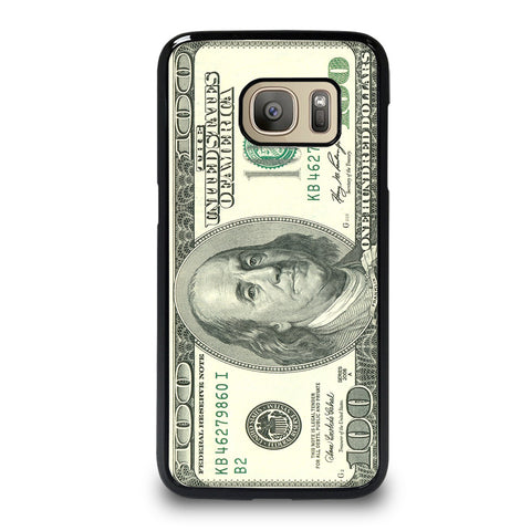 $100 DOLLAR BILL MONEY Samsung Galaxy S7 Case Cover