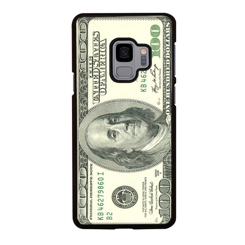 $100 DOLLAR BILL MONEY Samsung Galaxy S9 Case Cover