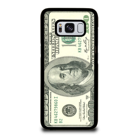 $100 DOLLAR BILL MONEY Samsung Galaxy S8 Plus Case Cover