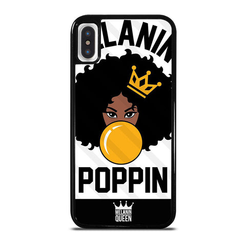 2BUNZ MELANIN POPPIN' ABA BUBBLE GUM iPhone X / XS Case Cover