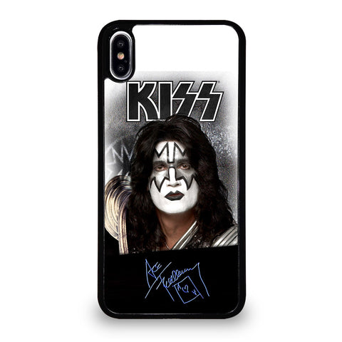 ACE FREHLEY KISS BAND iPhone XS Max Case Cover