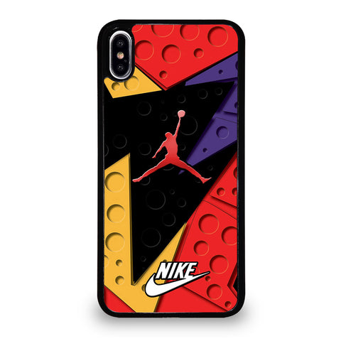 AIR JORDAN BASKETBALL iPhone XS Max Case Cover