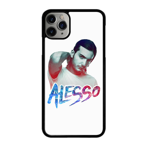 ALESSO DJ 3 iPhone 11 Pro Max Case Cover