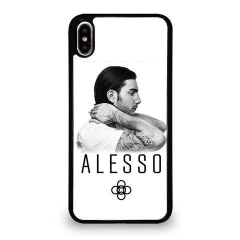 ALESSO DJ 4 iPhone XS Max Case Cover