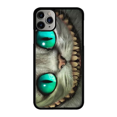 ALICE IN WONDERLAND CAT iPhone 11 Pro Max Case Cover