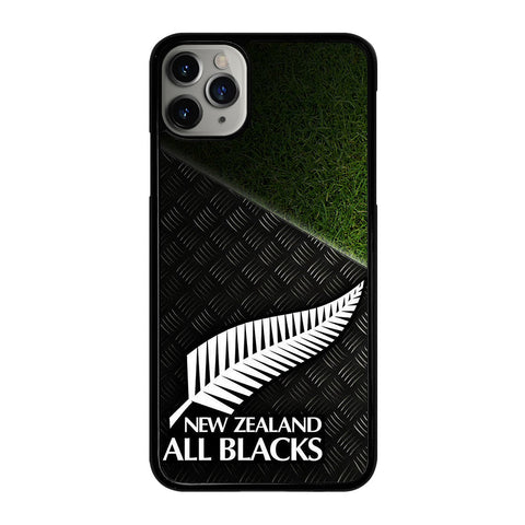 ALL BLACKS NEW ZEALAND RUGBY 1 iPhone 11 Pro Max Case Cover