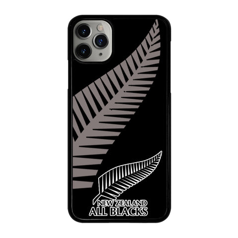 ALL BLACKS NEW ZEALAND RUGBY 2 iPhone 11 Pro Max Case Cover