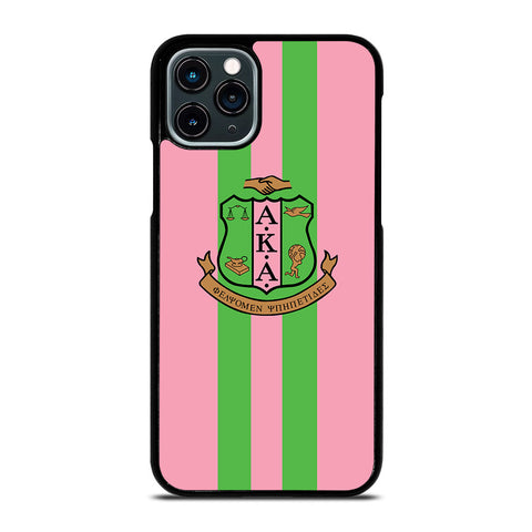 ALPHA KAPPA ALPHA 3 iPhone 11 Pro Case Cover
