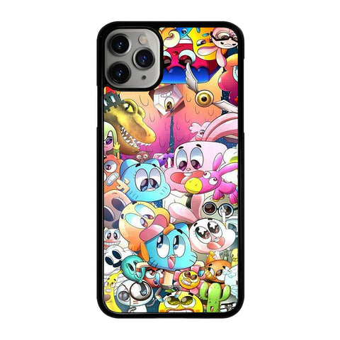AMAZING WORLD OF GUMBALL 2 iPhone 11 Pro Max Case Cover
