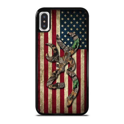 AMERICAN CAMO 1 iPhone X / XS Case Cover