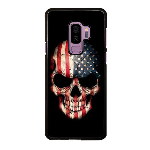 AMERICAN SKULL Samsung Galaxy S9 Plus Case Cover