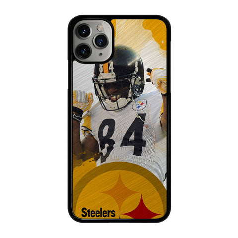 ANTONIO BROWN PITTSBURGH STEELERS 2 iPhone 11 Pro Max Case Cover
