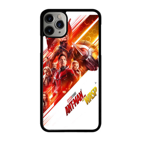 ANT MAN AND THE WASP 2 iPhone 11 Pro Max Case Cover