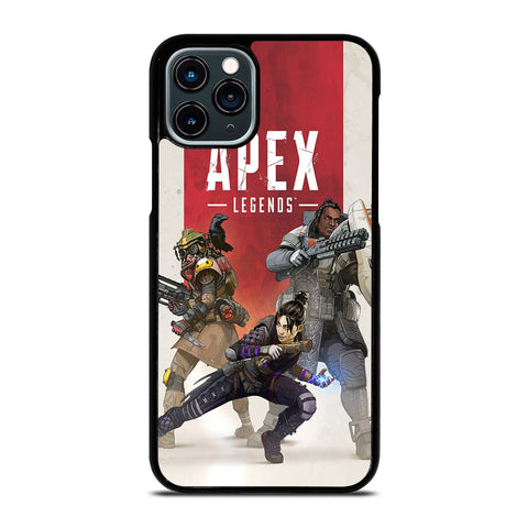 APEX LEGENDS 3 iPhone 11 Pro Case Cover
