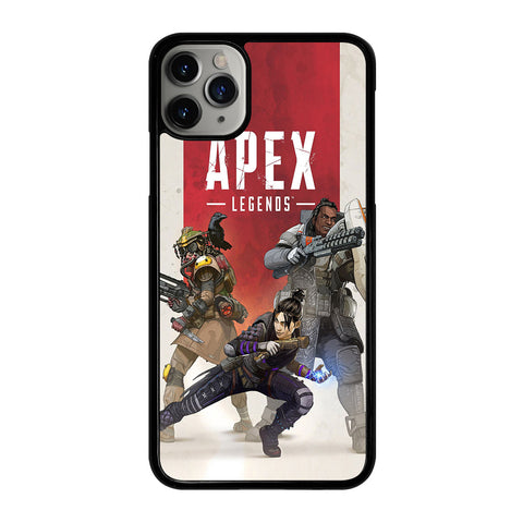 APEX LEGENDS 3 iPhone 11 Pro Max Case Cover