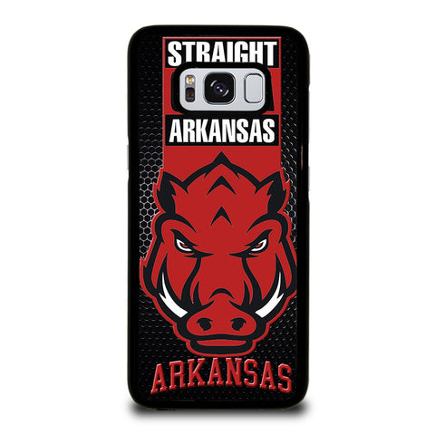 ARKANSAS RAZORBACKS 2 Samsung Galaxy S8 Plus Case Cover