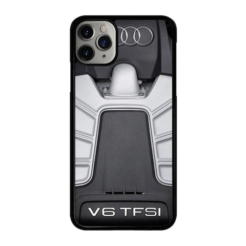 AUDI V6 ENGINE iPhone 11 Pro Max Case Cover