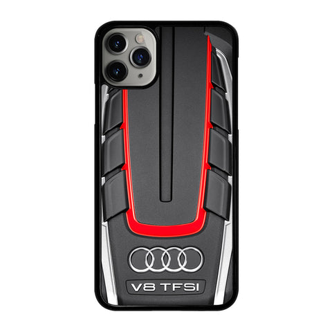 AUDI V8 ENGINE iPhone 11 Pro Max Case Cover