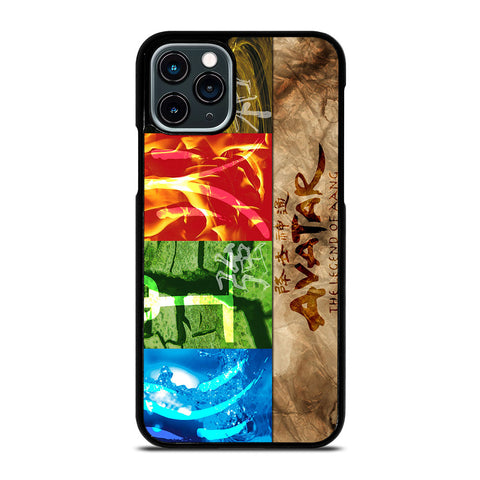 AVATAR 4 ELEMENTS iPhone 11 Pro Case Cover