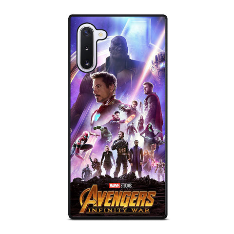 AVENGERS INFINITY WAR 2 Samsung Galaxy Note 10 Case Cover