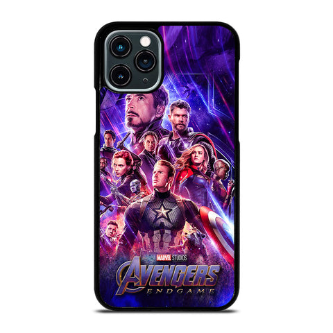 AVENGERS ENDGAME 1 iPhone 11 Pro Case Cover