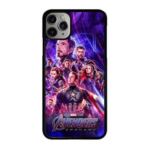 AVENGERS ENDGAME 1 iPhone 11 Pro Max Case Cover