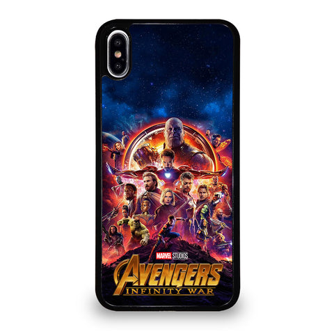 AVENGERS INFINITY WAR 1 iPhone XS Max Case Cover