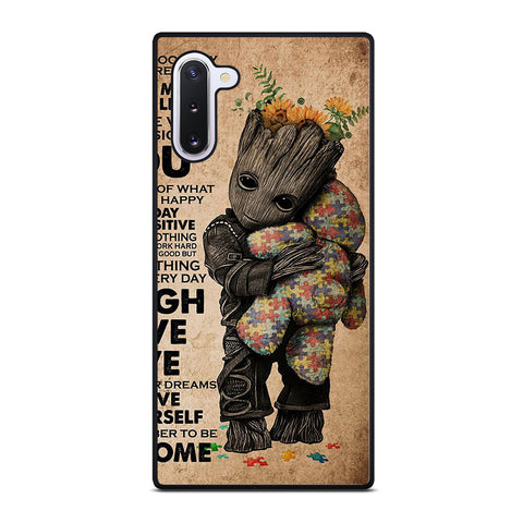 BABY GROOT 2 Samsung Galaxy Note 10 Case Cover