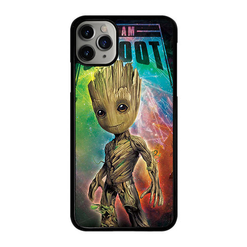 BABY GROOT 1 iPhone 11 Pro Max Case Cover