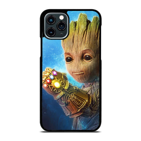 BABY GROOT GAUNTLET iPhone 11 Pro Case Cover