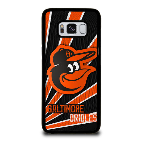 BALTIMORE ORIOLES 1 Samsung Galaxy S8 Case Cover
