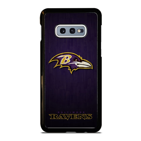 BALTIMORE RAVENS 1 Samsung Galaxy S10e Case Cover