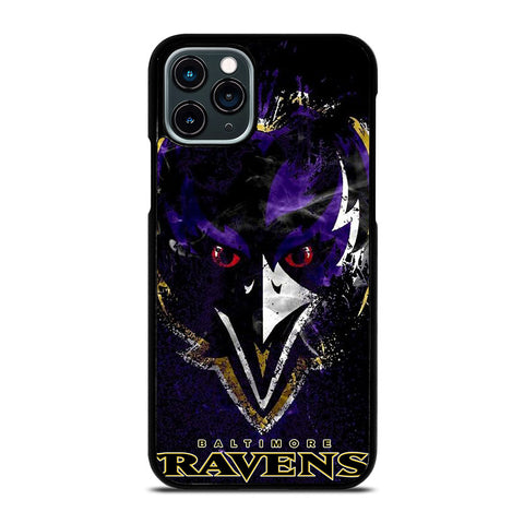 BALTIMORE RAVENS 2 iPhone 11 Pro Case Cover