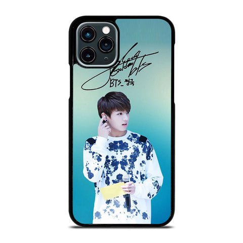 BANGTAN BOYS BTS JUNGKOOK iPhone 11 Pro Case Cover