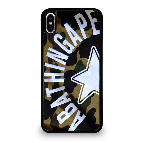 BAPE BATHING APE 1 iPhone XS Max Case Cover