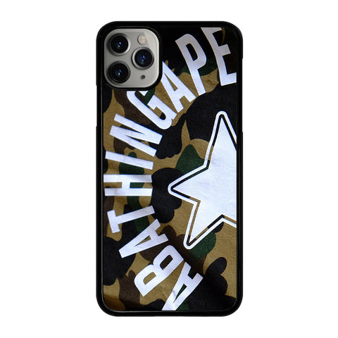 BAPE BATHING APE 1 iPhone 11 Pro Max Case Cover