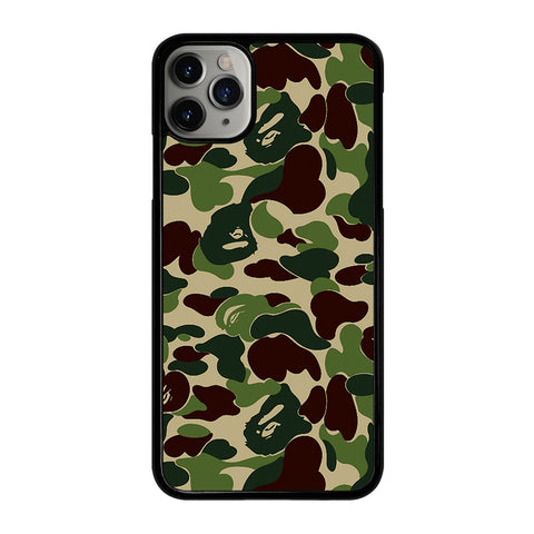 BAPE BATHING APE 2 iPhone 11 Pro Max Case Cover