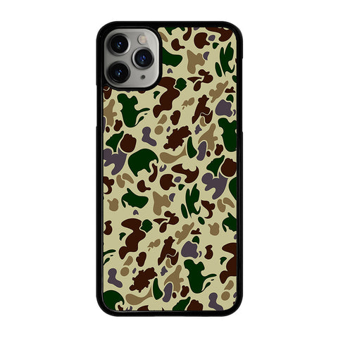 BAPE BATHING APE 3 iPhone 11 Pro Max Case Cover