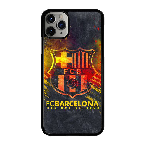 BARCELONA LOGO ART iPhone 11 Pro Max Case Cover